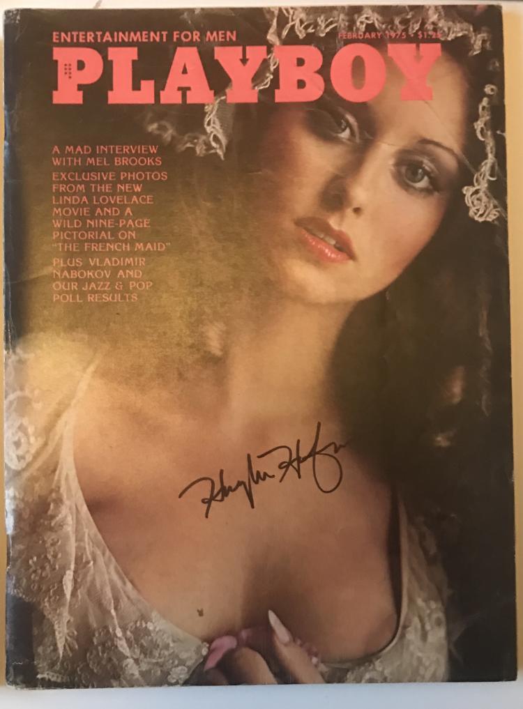 Value of vintage playboy magazine
