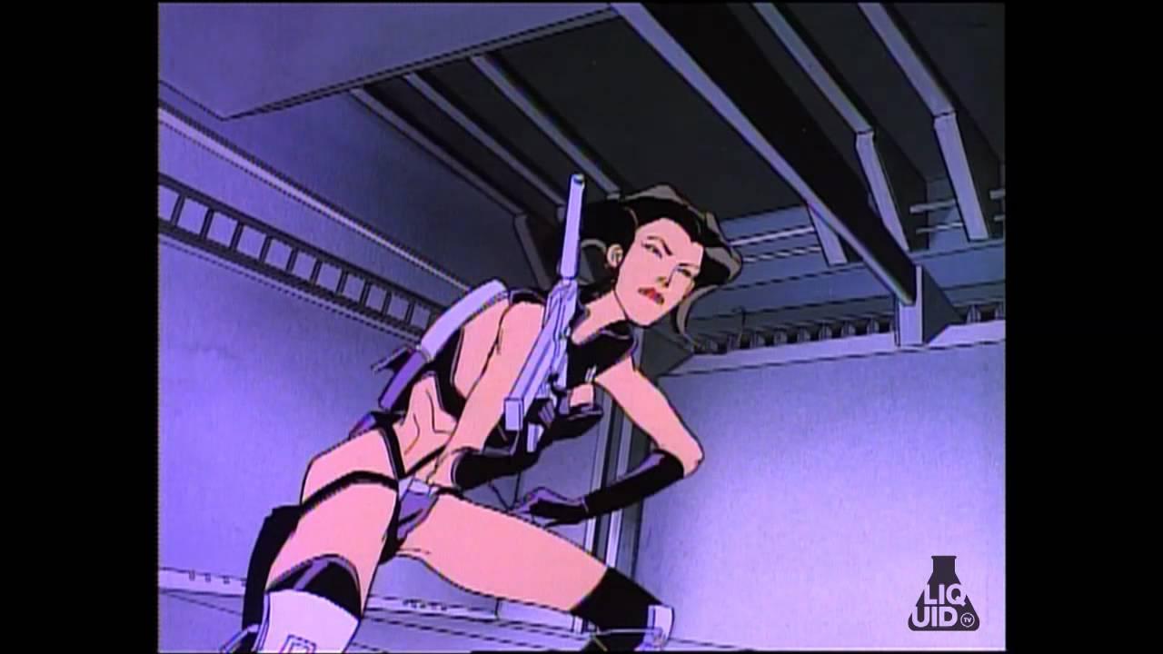 Aeon flux cartoon porn