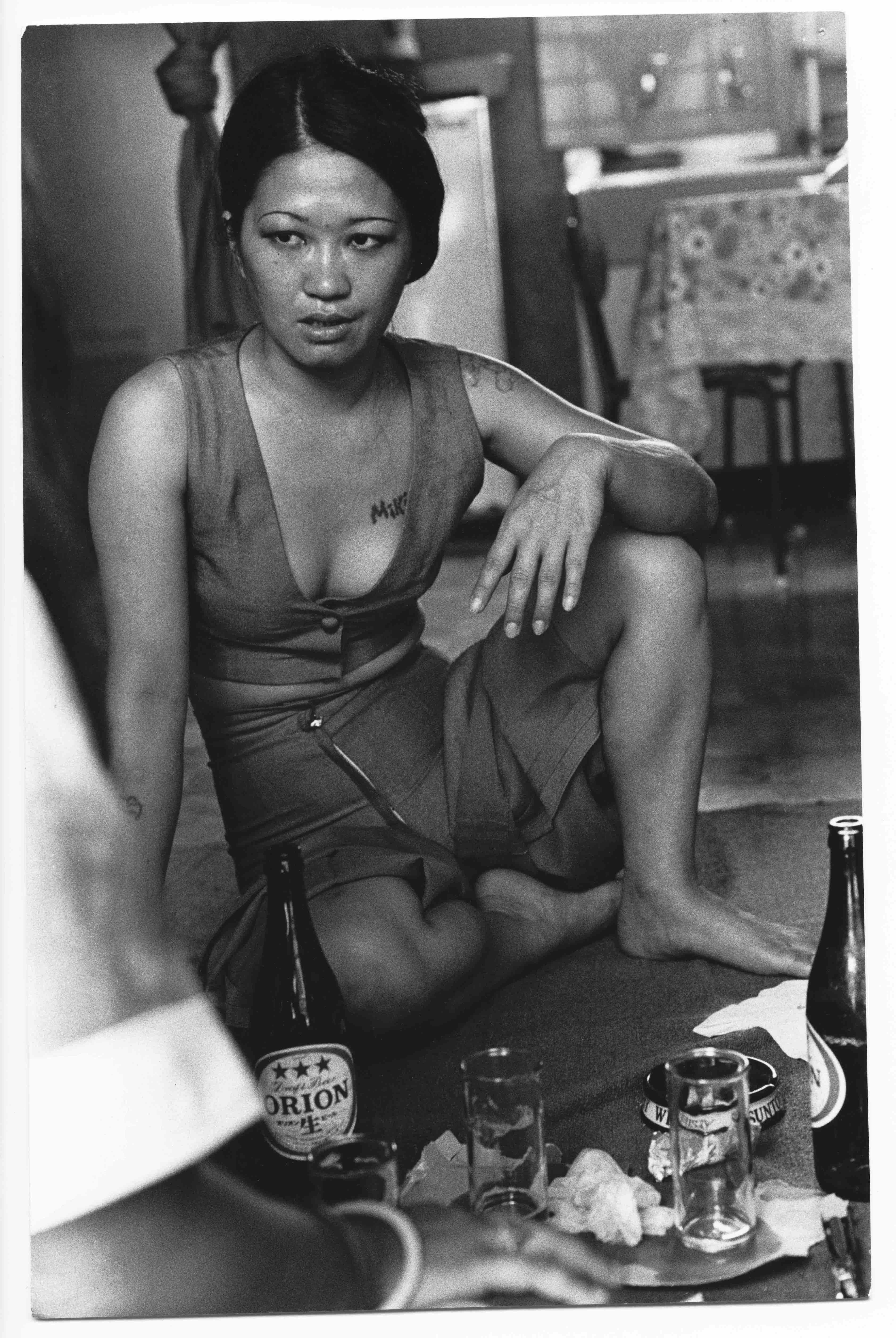 Okinawa american women having sex