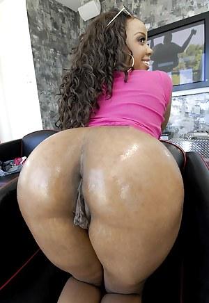 Fat black pussy ass.