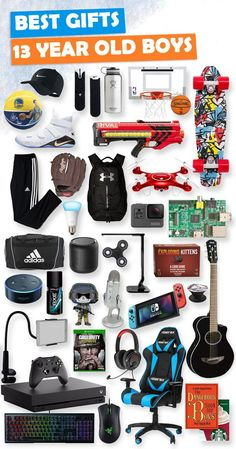 Best birthday gifts for teen boy