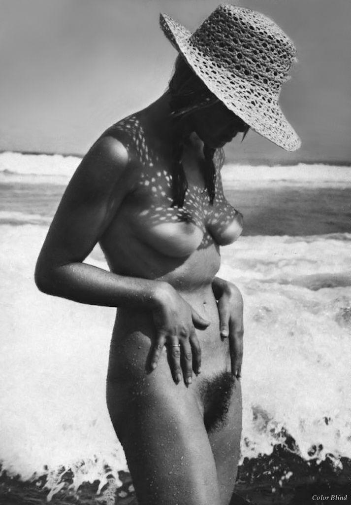 Classic nude vintage nudists