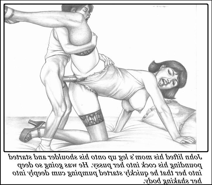 Art porno mom son porno