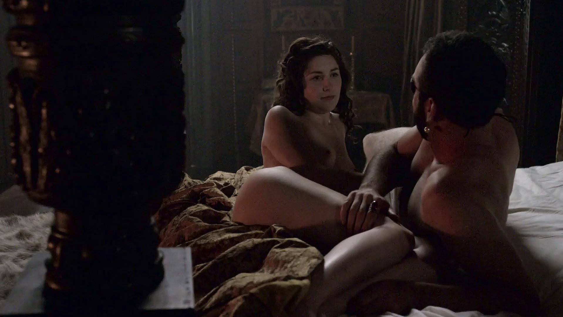 The tudors best sex scene