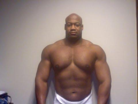 Big black muscle bodybuilders
