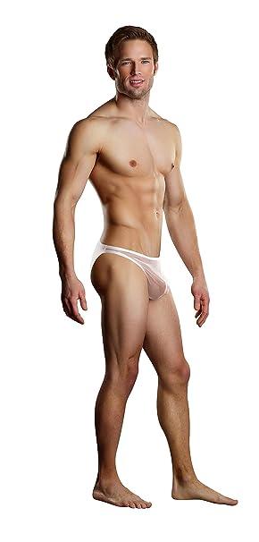 Men wearing sheer panties