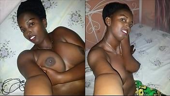 Nude ebony rwandese girls