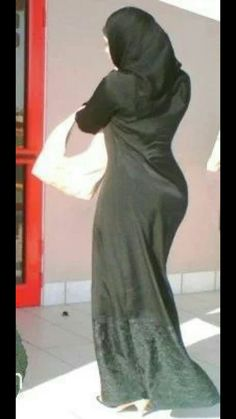 Arab hot hijab ass
