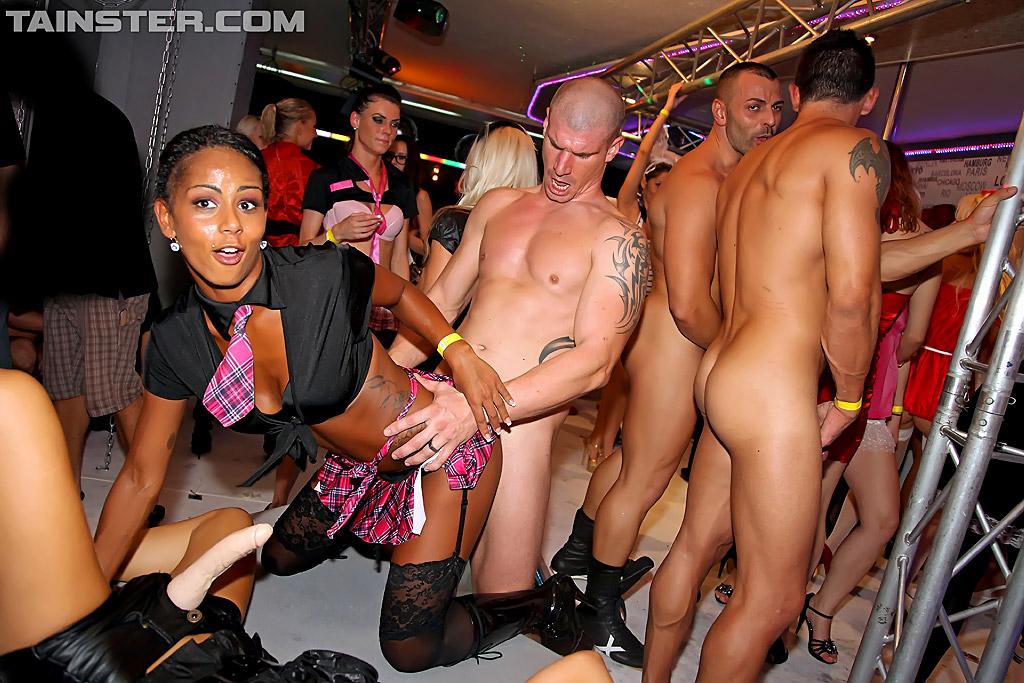 Group orgie sex parties