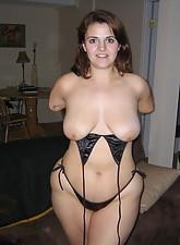 Nude big tit amputee