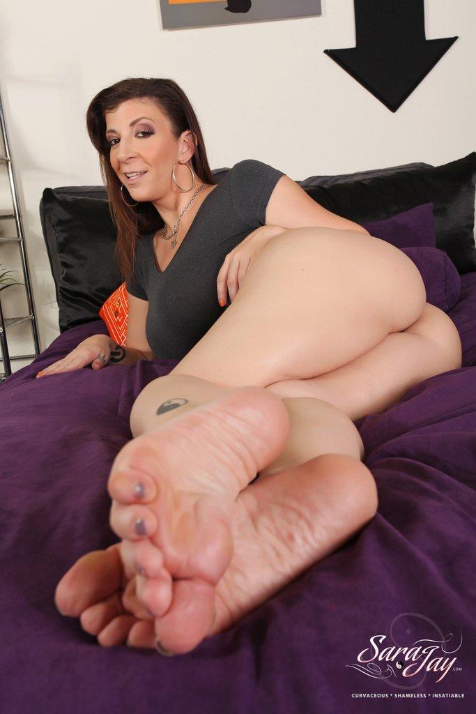 Sara jay feet photos