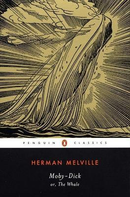 Book moby dick herman melvill