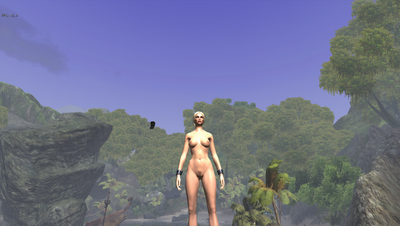 Age of conan unchained nude mod