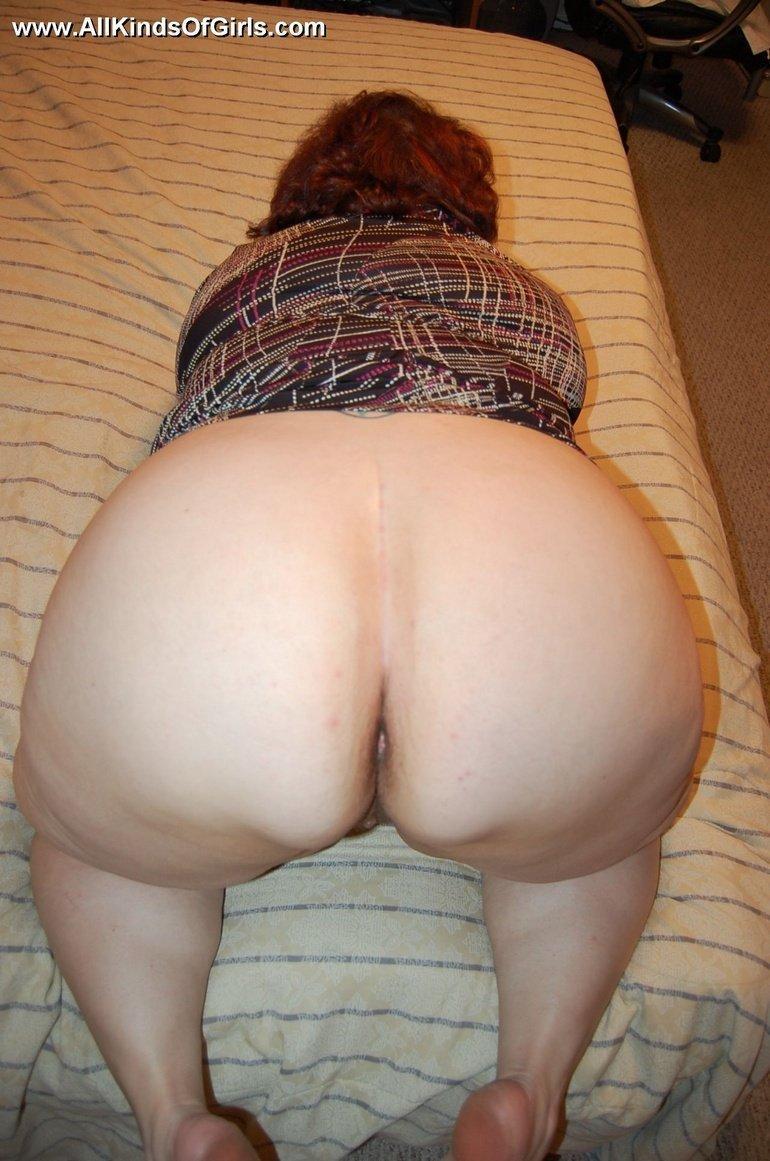 Bbw ass hole nude