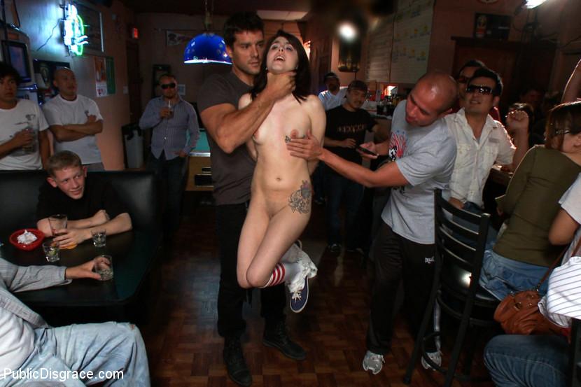 Nude bar girls photo