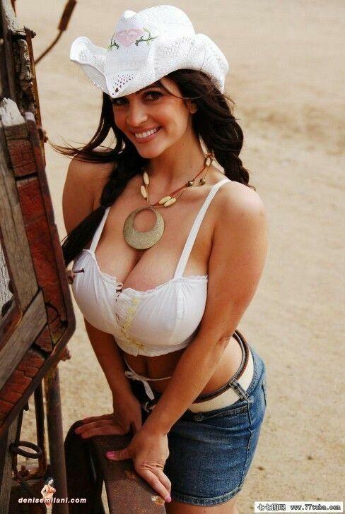 Denise milani country girl