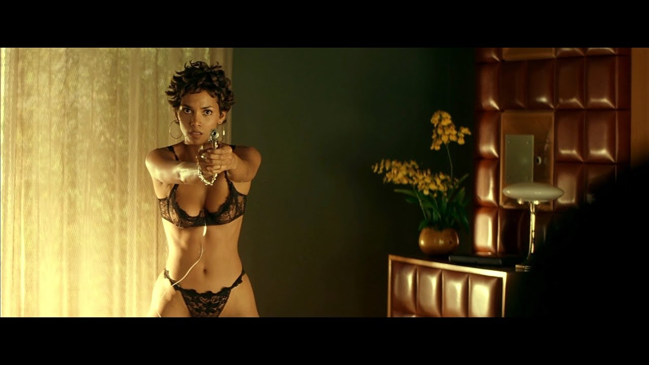 Halle berry swordfish movie