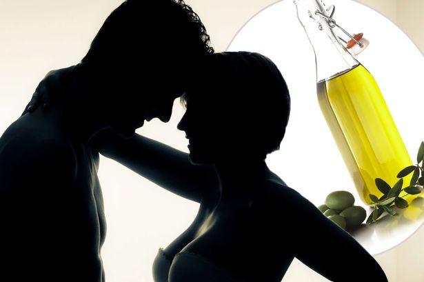 Olive oil sex pics