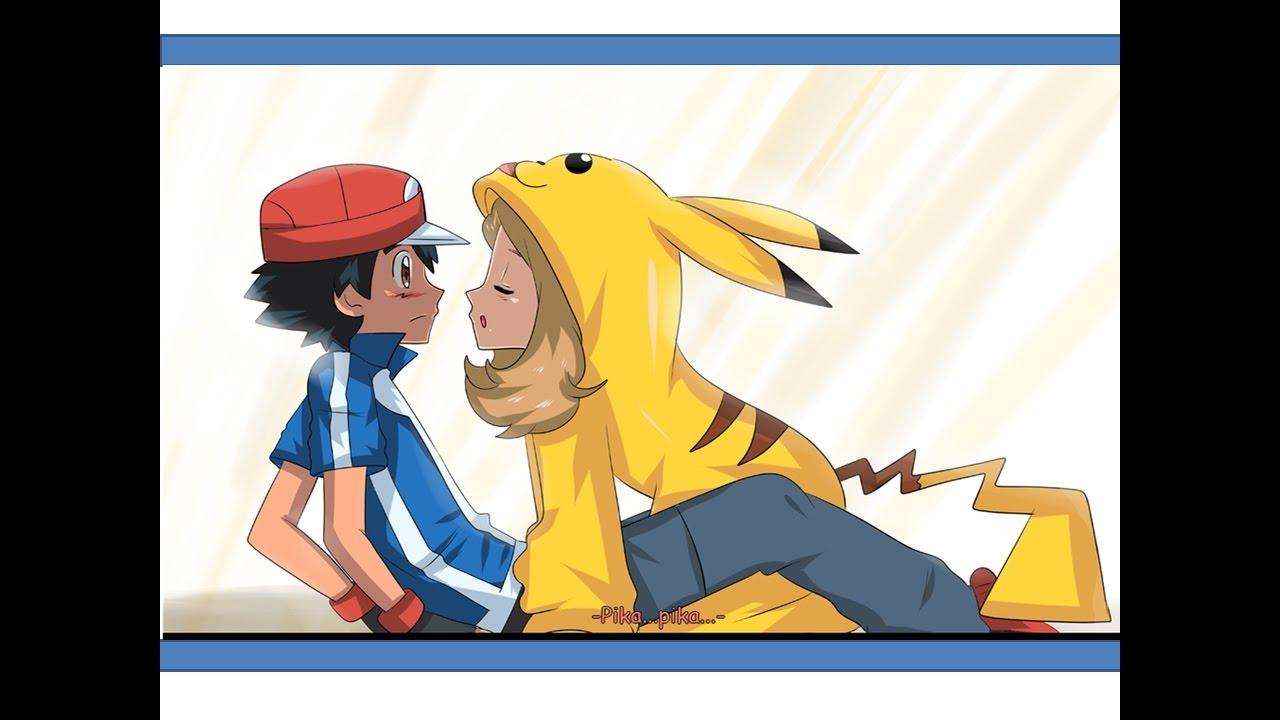 Ash tiene porno con seren
