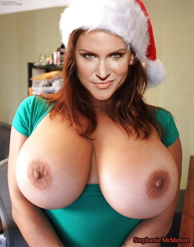 Tits stephanie mcmahon Stephanie McMahon