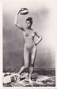 Vintage nude arab women