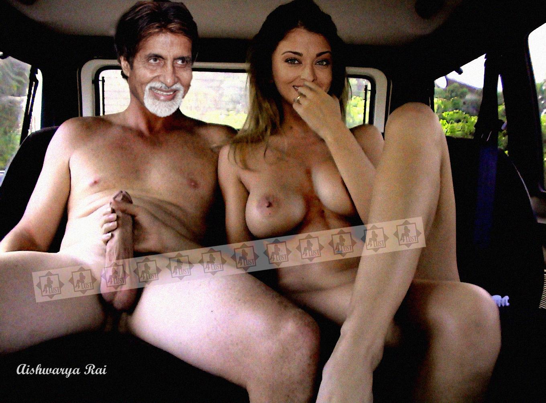Amitabh and aishwarya nude xxx