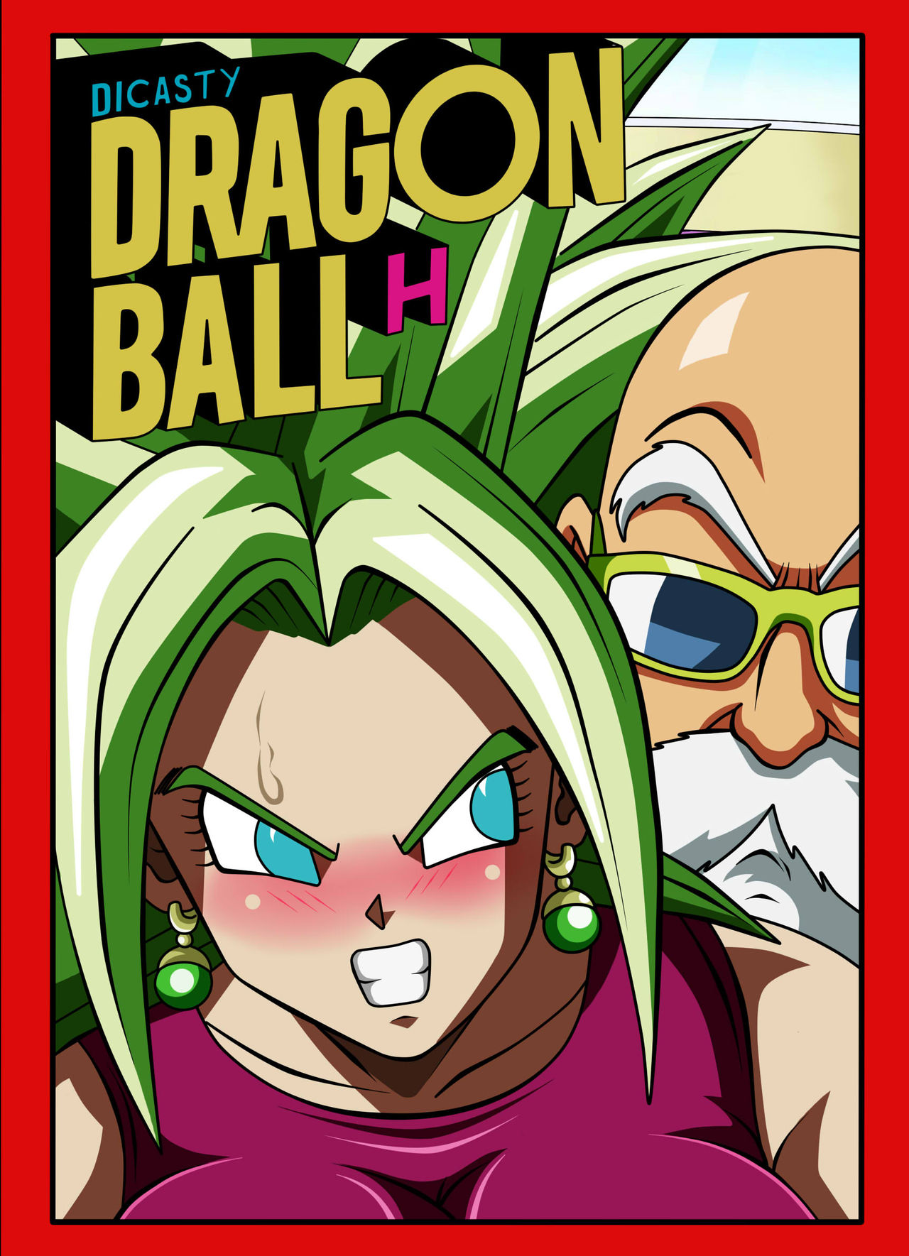 Porno de dragon ball