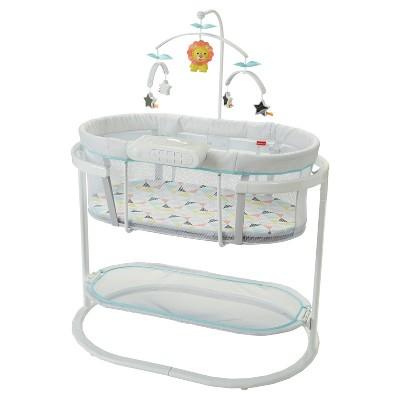 Fisher price swinging bassinet