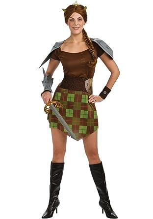 Adult princess fiona costume