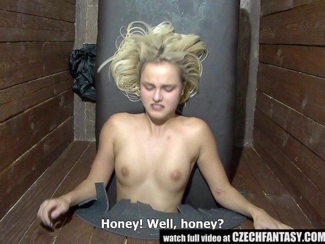 Pornstar glory hole clips
