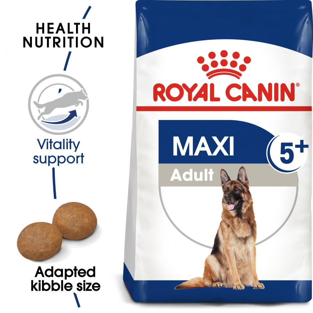 Royal canin maxi mature