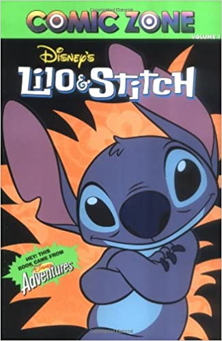 Lilo and stitch comic