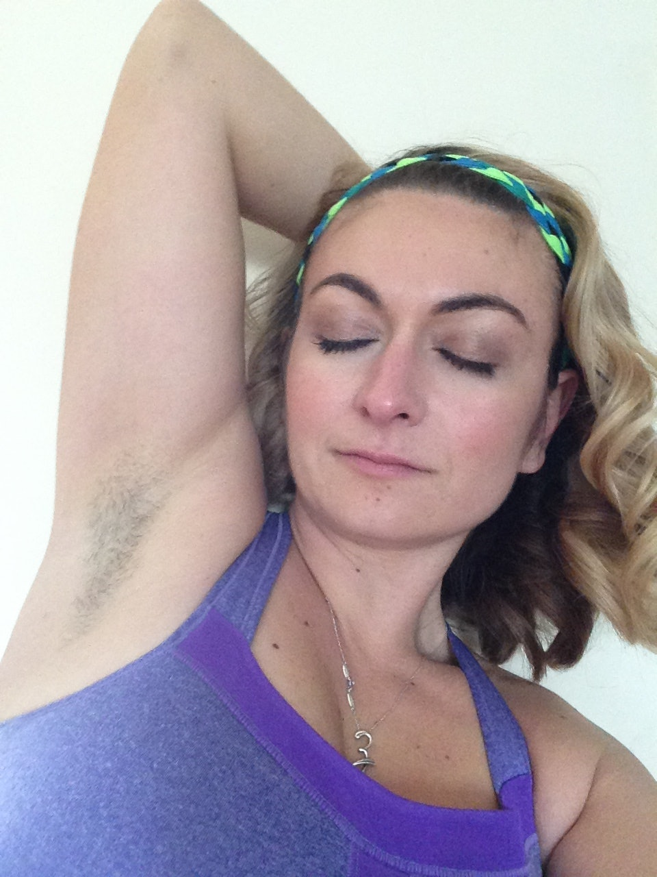 Pictures of shaved armpits