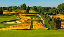 Donald ross course french lick in