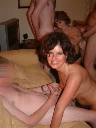 Curvy real mature swingers claire