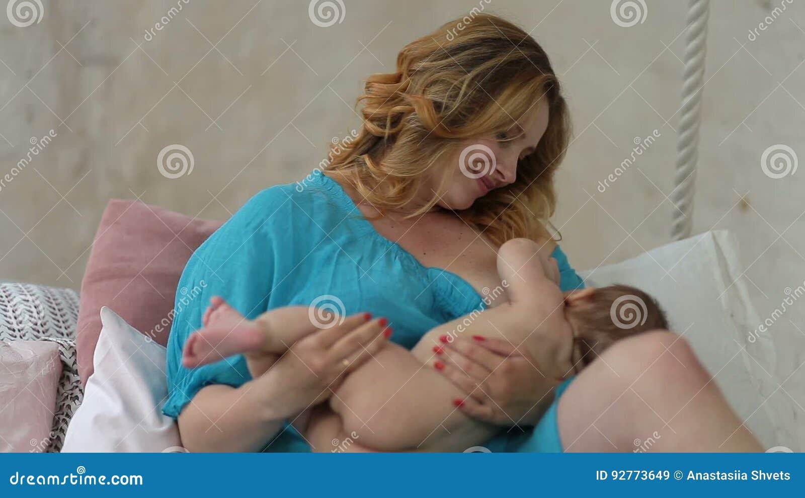 Nude girl breastfeeding nude girl