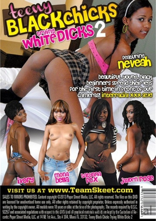 And black chicks white dick s