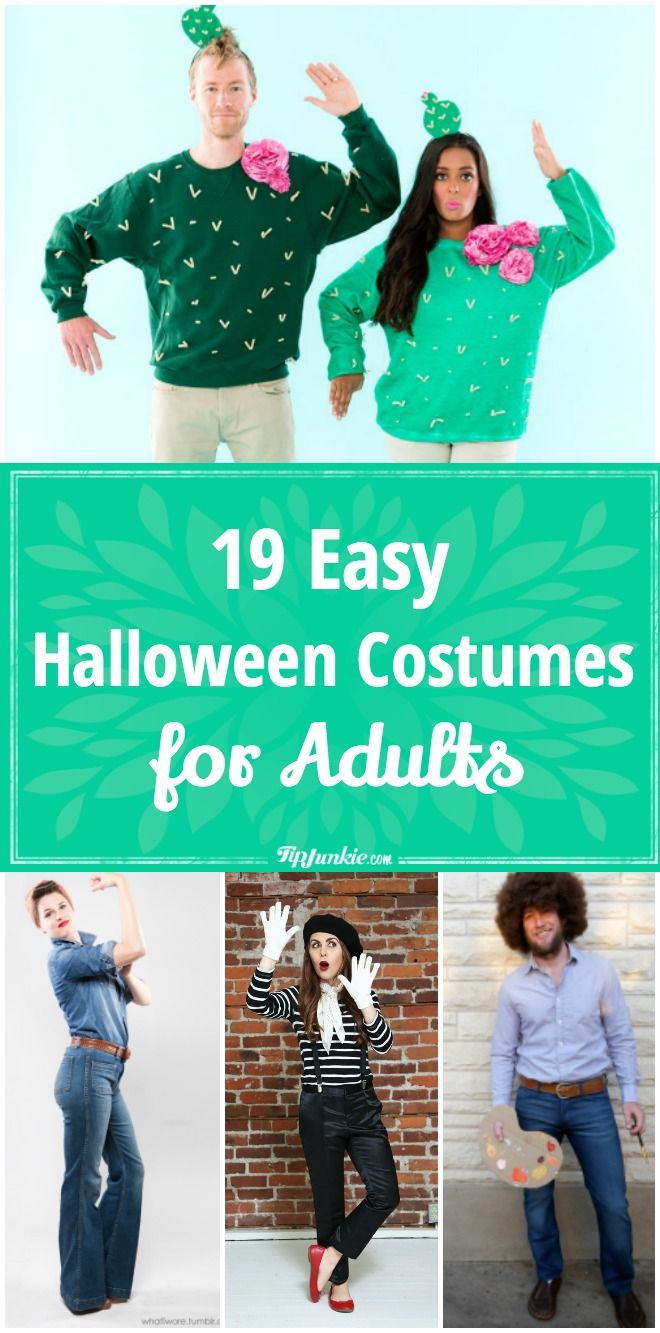Good adult halloween costume ideas