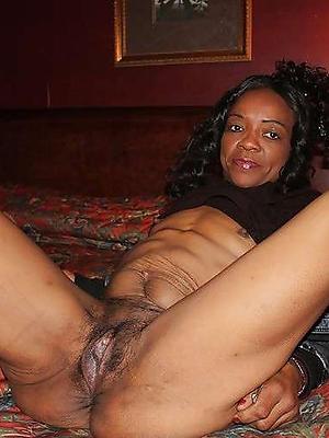 Black mature milf naked