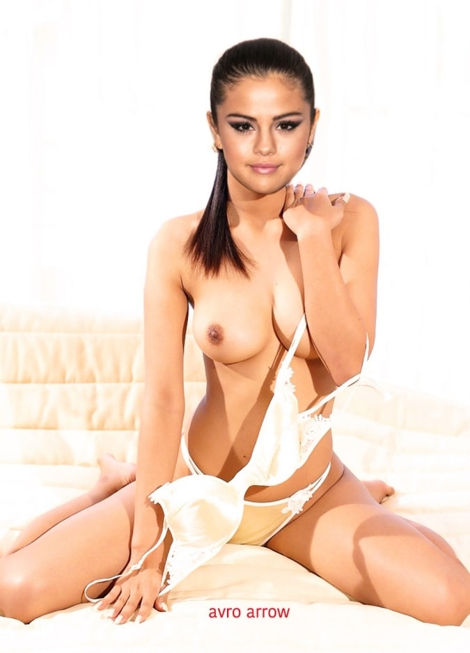 Selena gomez fake porn