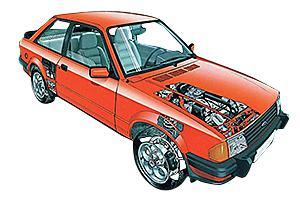 Escort auto repair help