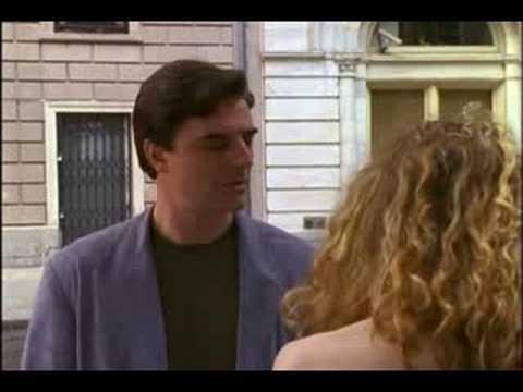 Carrie bradshaw sex scene