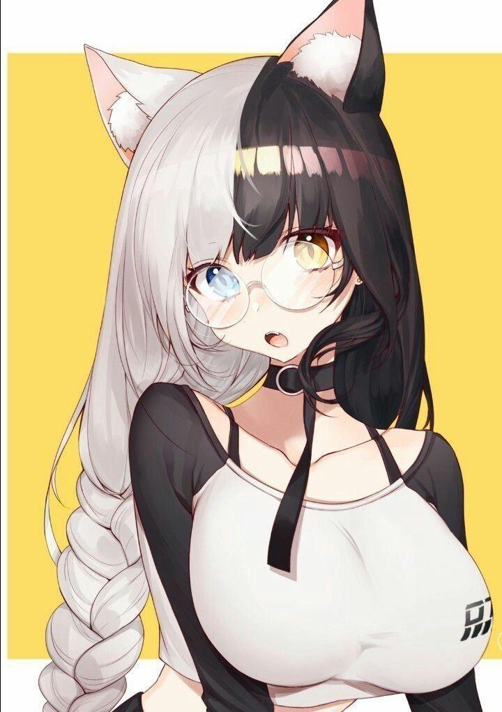Anime neko girl sex
