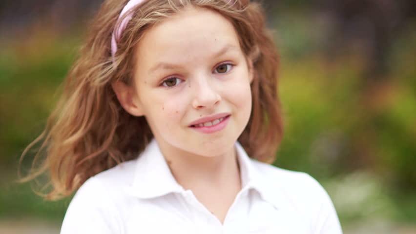 Brown eyed girl facial