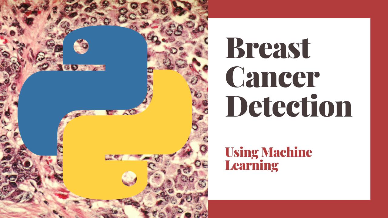 Breast cancer detection program