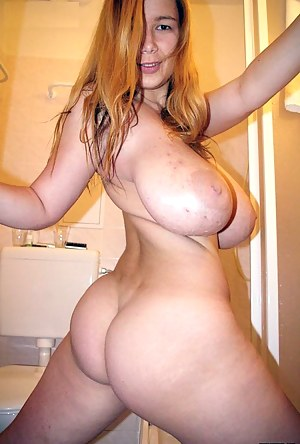 Big tits and thick ass