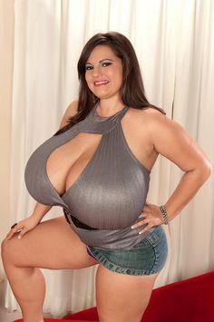 Curvy models massive tits