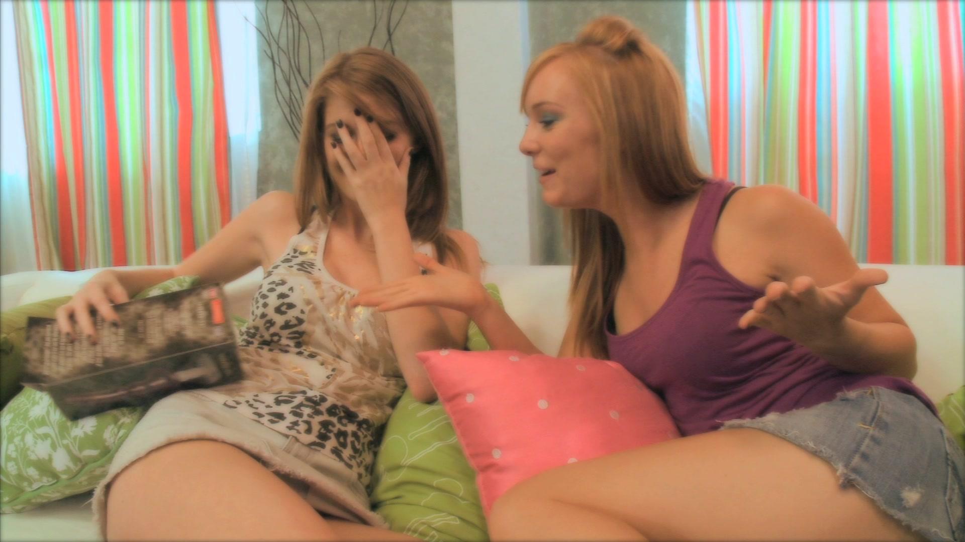 Redhead faye reagan lesbians