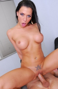 Flexible rachel starr porn star