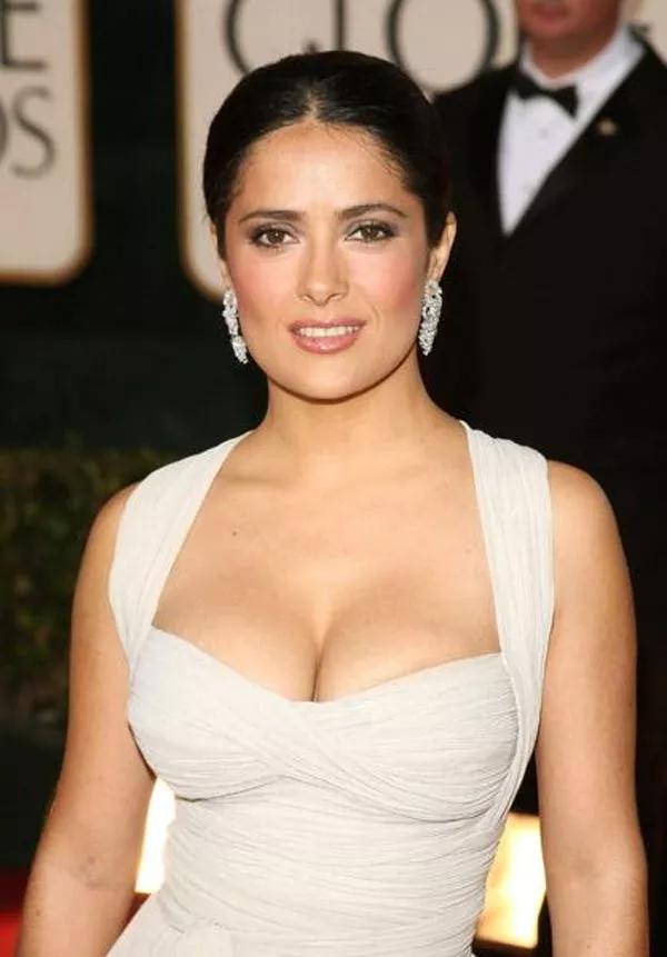 Big tites hollywood actress